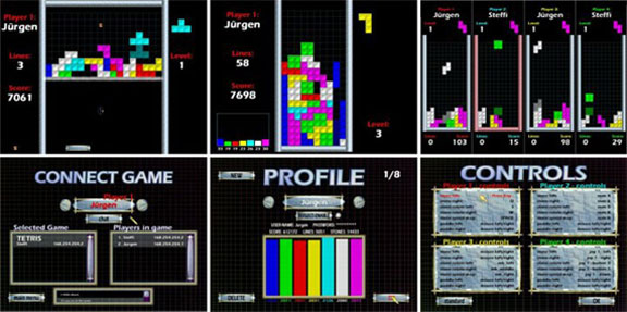 Breakris and best free Tetris game ever